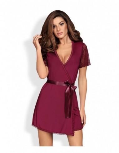 Miamor robe & string ruby