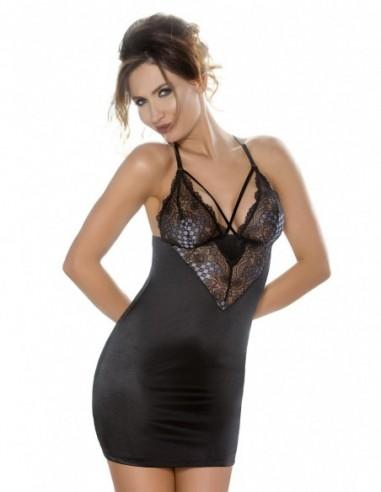 Giorgia chemise zwart