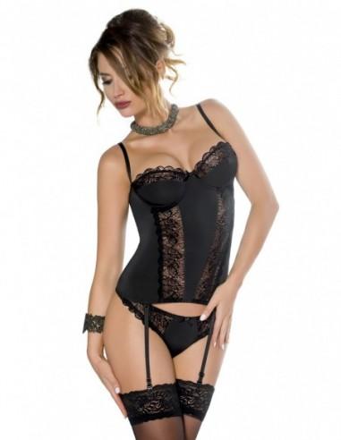 Kalia corset zwart