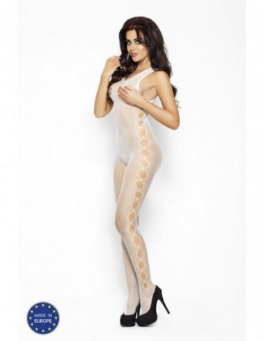 Body stocking bs003 wit