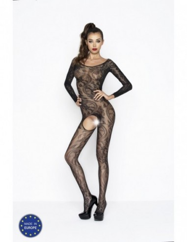 Bodystocking bs042 zwart