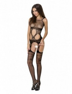 Bodystocking bs047 zwart