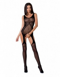 Bodystocking bs061 zwart