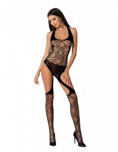 Bodystocking bs060 zwart