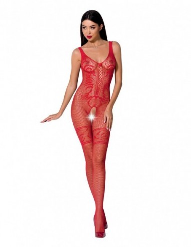 Bodystocking bs069 red