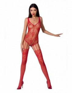 Bodystocking bs074 red