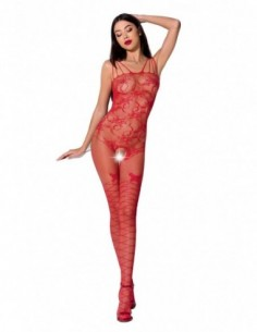 Bodystocking bs076 red