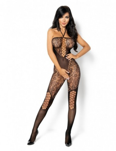 Rebecka bodystocking zwart