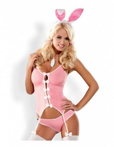Bunny suit 4-delige