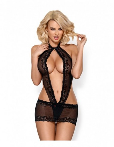 830-che-1 chemise & string